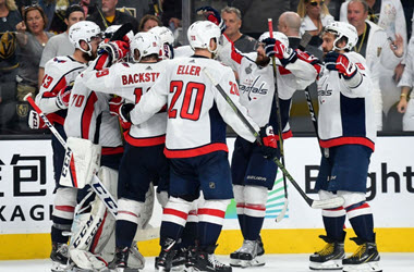 Washington Capitals Narrow Favourites for Game 3