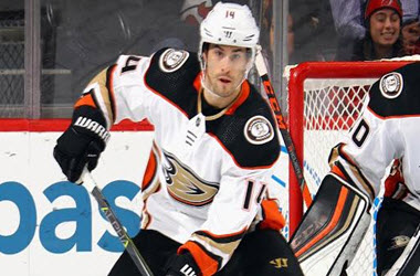 Adam Henrique and Anaheim Ducks Agree to 5 year Contract Extension