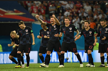 Croatia Wins Semi-final Game against England – Advances to World Cup Final