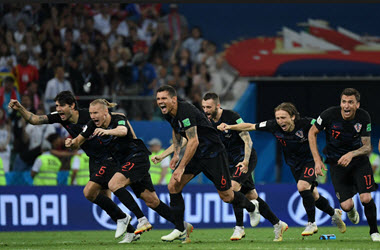 Croatia Defeats Russia Based on Penalties To Make World Cup semifinals