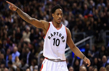 DeMar DeRozan Still in Shock Over Being Traded
