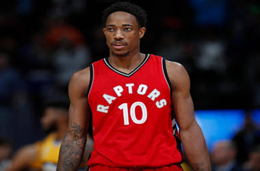 DeMar DeRozan Traded to San Antonio Spurs for Kawhi Leonard