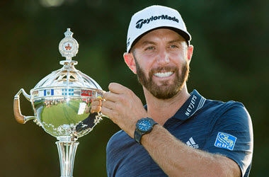 Dustin Johnson Earns First Career Win at Canadian Open