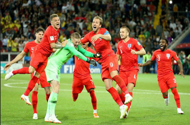 England Heading To Semifinals After Defeating Sweden