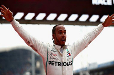 Lewis Hamilton Wins German Grand Prix – Vettel Falls To Second in Drivers Points