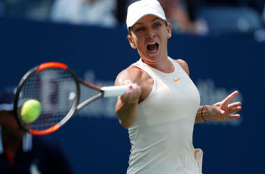 Simona Halep Exits the U.S Open after First Round Loss to Kaia Kanepi