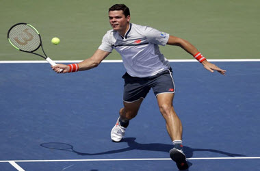 Milos Raonic Advances to Third round of the U.S. Open after Defeating Gilles Simon