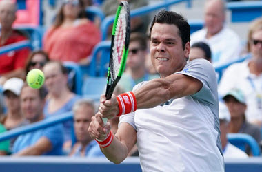 Novak Djokovic Advances at Cincinnati Open after Defeating Raonic in Three sets