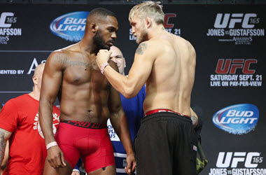 UFC Hoping to Announce Rematch Between Jon Jones and Alexander Gustafsson