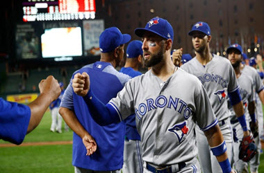 Toronto Blue Jays Destroy Baltimore Orioles 5-0
