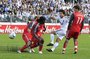 TFC's Post-Season Hopes Comes to an end after 2-1 Loss to The Whitecaps