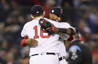 Boston Red Sox Take Game 2 – Lead World Series 2-0