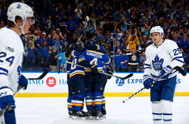 Toronto Maple Leafs lose to St Louis – Second straight loss