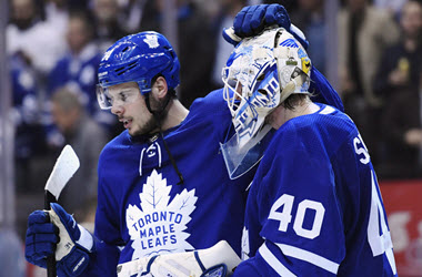 4-1 Victory of L.A Kings Shows Toronto Maple Leafs On Fire