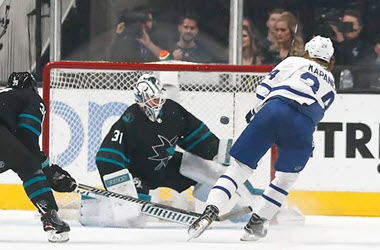Maple Leafs continue Winning Road Trip Beating The San Jose Sharks 5-3
