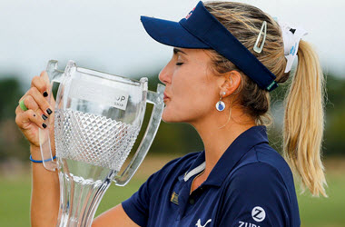 Lexi Thompson wins LPGA's Season Ending CME Group Tour Championship