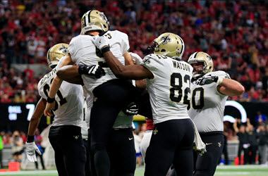 Atlanta Falcons Fail to End Losing Streak Against New Orleans Saints