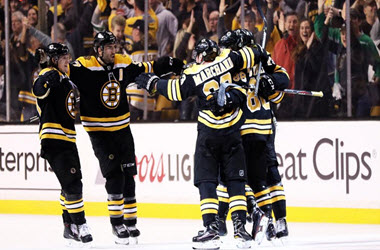Boston Bruins Take 5-1 Win over Maple Leafs – Pastrnak Scores Hat Trick