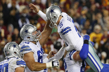 Dallas Cowboy Tied For First With Reskins
