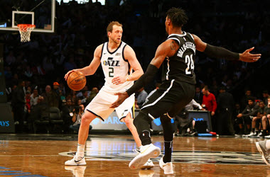 Utah Jazz Come Away with Win against Brooklyn Nets