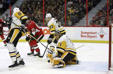 Ottawa Senators Edge Out Penguins in Overtime