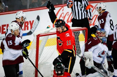 Calgary Continue to Dominate with Victory over the Avalanche