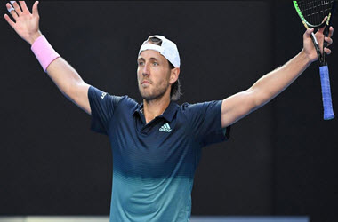 Lucas Pouille Ends Raonic's Run at Australian Open