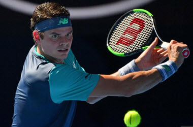 Milos Raonic Advances to Quarterfinals at Australian Open –