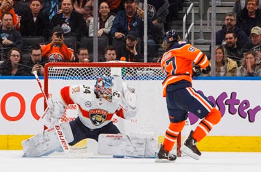 Edmonton Oilers Edge Out Florida as Panthers Earn Fourth Straight Loss