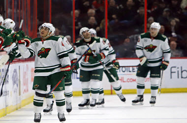Senators Fall Short in loss to Minnesota Wild
