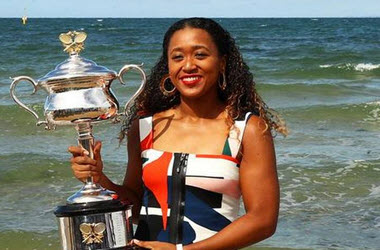 Naomi Osaka Jumps to No. 1 after Australian Open Win