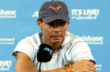 Rafael Nadal Opts out of Aussie Open warm-up