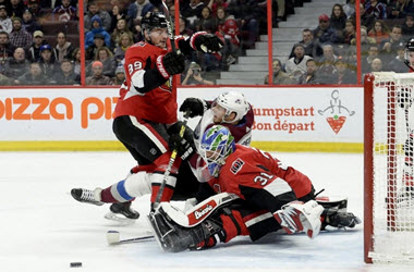 Ottawa Senators Power Past the Avalanche to Earn Win