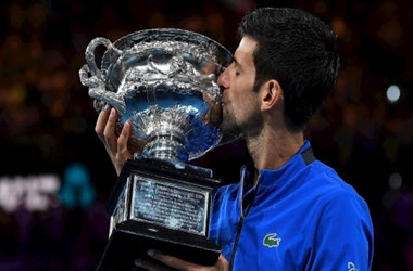 Novak Djokovic Wins 15th Grand Slam at Australian Open