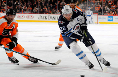 Winnipeg Jets Edge out Boston Bruins during Shootout
