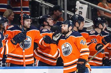 Edmonton Oilers Score Blowout Win over Buffalo
