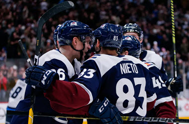 Colorado Avalanche Have Huge Third Period Victory over the Jets
