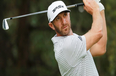 Dustin Johnson Increases Lead at Mexico Championship