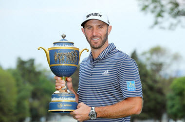 Dustin Johnson Wins 20th career title at Mexico Championship