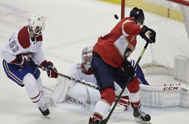Aleksander Barkov Scores Hat Trick to Give Florida Panthers Win over Montreal