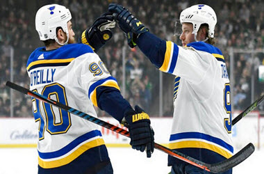 St. Louis Earns Their Third Back-to-Back Shutout against the Minnesota Wild
