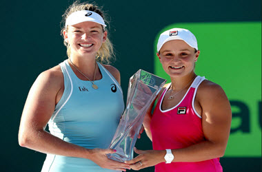 Ashleigh Barty Wins Miami Open Title