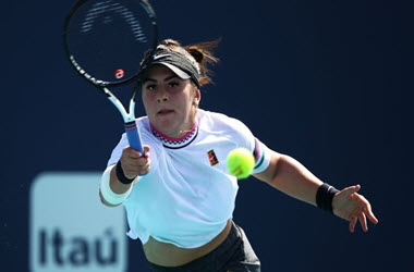 Bianca Andreescu Wins Ninth consecutive match in Miami