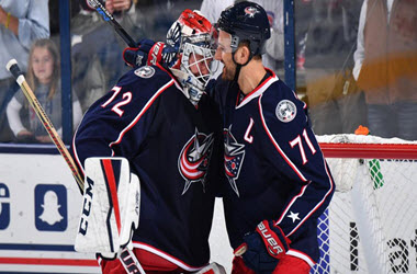 Columbus Blue Jackets Keep Playoff Hopes Alive with Win Over Montreal