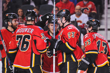 Calgary Flames Take Win Against the Columbus Blue Jackets