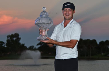 Keith Mitchell Wins First PGA Title at Honda Classic