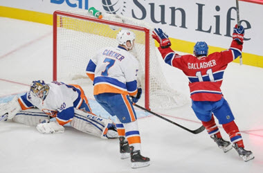 Montreal Earns Wild Card Spot After Defeating the Islanders