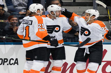 Philadelphia Flyers Hope for the Playoffs Alive after Win Over Toronto