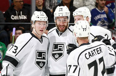 Win Against the Blackhawks ends L.A Kings 10 Game Losing Streak