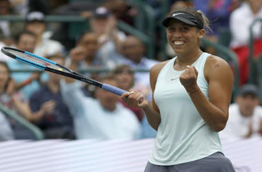 Madison Keys Wins Volvo Car Open